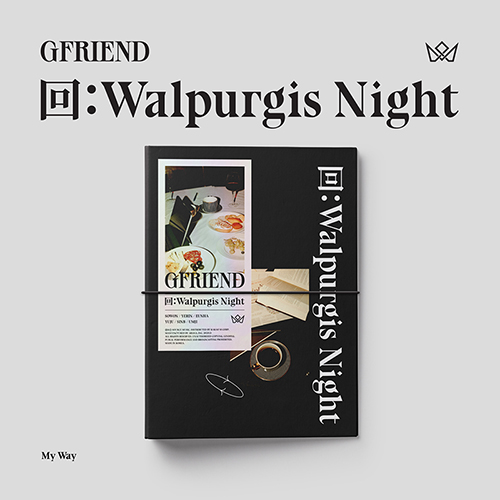 여자친구 (GFRIEND) - 回:Walpurgis Night [My Way Ver.]