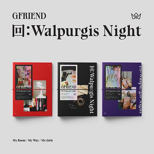[SET] 여자친구 (GFRIEND) - 回:Walpurgis Night