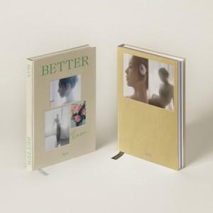 보아 (BoA) - 정규10집 : BETTER [스페셜반][초회한정반][2종 중 1종 랜덤]