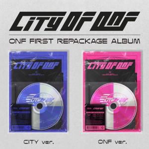[SET] 온앤오프 (ONF) - 리패키지 : CITY OF ONF