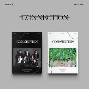 업텐션(UP10TION) - 정규2집 : CONNECTION [2종 중 1종 랜덤발송]