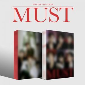 투피엠 (2PM) - 정규7집 : MUST [2종 중 1종 랜덤 발송]
