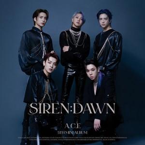 [SET] 에이스 (A.C.E) - 미니5집 : SIREN : DAWN