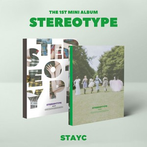 [SET] 스테이씨 (STAYC) - 미니1집 : STEREOTYPE